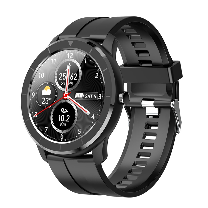 Hot T6 Sports Smart Watch Full Press Sn IP68 Waterproof 2020 SmartWatch for Android IOS Fitness Watches