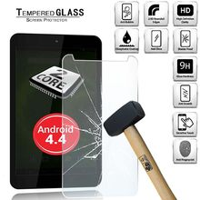 Capa protetora de tela de vidro temperado tablet para allview viva c7 anti-quebra de tela hd filme protetor temperado