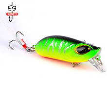 Fishing Lure Minnow Hard Lures Sea Artificial Bait 5.5cm 8.26g Bionic 7 Colors