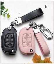 หนังสำหรับ Hyundai Ix35 IX45 IX25 I10 I20 I30 HB20 Sonata Verna Solaris Santa Elantra Mistra ป้องกัน