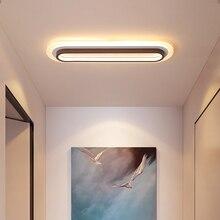 Moderno Lampadario a Bracci del led Per Camera Da Letto corridoio lustro illuminazione a led Ufficio montaggio Superficiale moderno lampadario apparecchi di luce di illuminazione