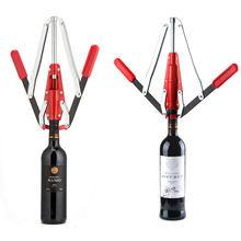 1 шт двухрычажный ручной штопор для вина с 2 ручками кухонные
