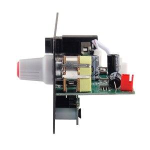 Image 5 - Mini módulo home áudio bluetooth amplificador tf uso amplo 3.7v 20w suporte fm mp3 microfone karaoke wav ape flac usb reverberação