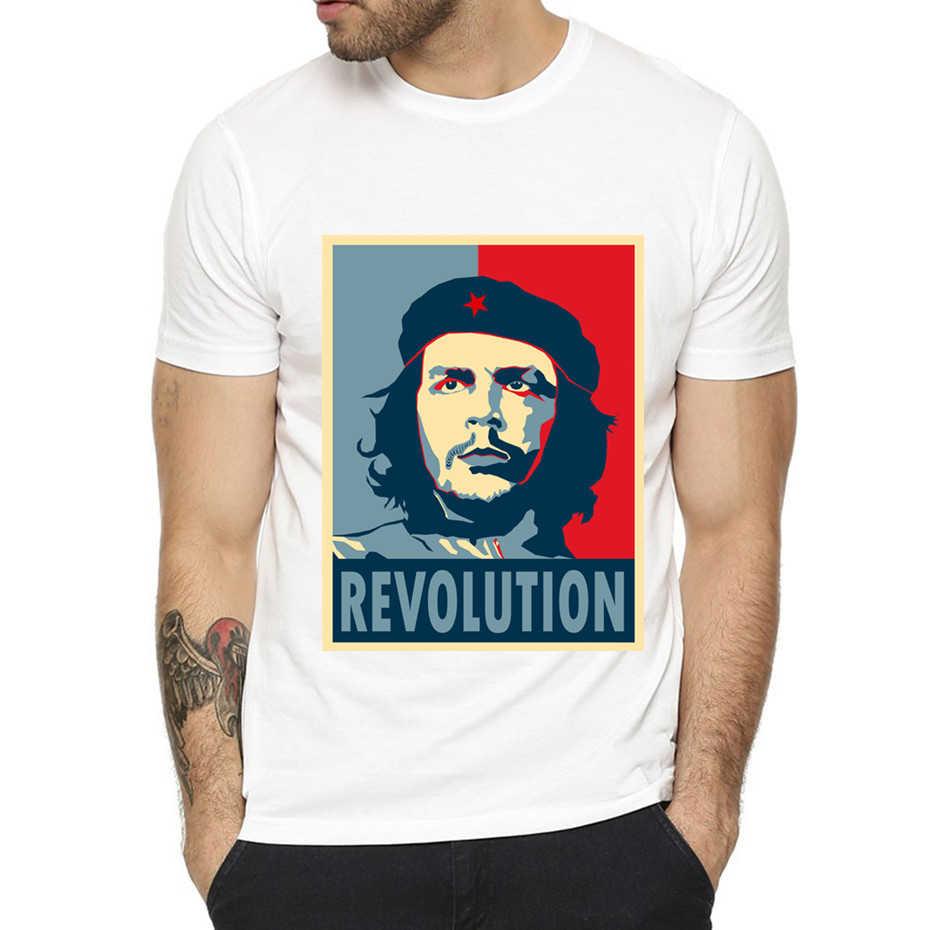 Pro Kitty T Kemeja Uni Soviet Uni Soviet KGB Man T-shirt 3D Lengan Pendek Moskow Rusia Tees Streetwear Gitar Atasan Memorial lenin
