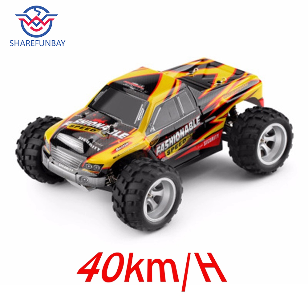 Wltoys A979-A rc car 1:18 full-size remote control car four-wheel drive off-road vehicle drift remote control car speed 40km