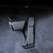 gas fuel brake footrest foot pedal plate pad trim for bmw 5 series f10 7 series e65 f01 f02 730li 740i li 750i li 760i at New Aluminum Alloy Car Pedals For BMW E46 E60 E53 E82 E87 E90 E91 E70 E71 F25 F26 F10 F11 F01 F02 F30 F20 E36 Gas Brake Pedal