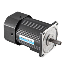 high torque induction AC 110v 120w sew low rpm ac gear electric motor with gear reduction bringsmart 60ktyz reduction motor 220v synchronous ac motor high torque low speed low noise gearbox electric motor
