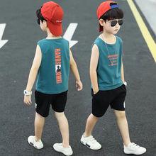 Boys Clothing Set 2020 Summer New Boy Cl