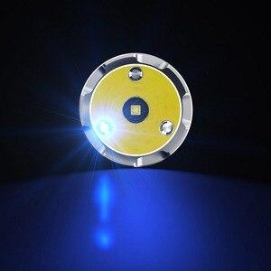 Image 3 - NITECORE lampe torche Rechargeable MH27 avec batterie 18650, CREE XP L HI V3, RGB LED, haute luminosité, livraison gratuite