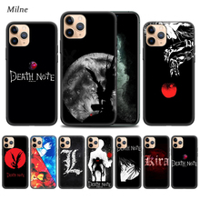 Death Note Anime Cases for Apple iphone