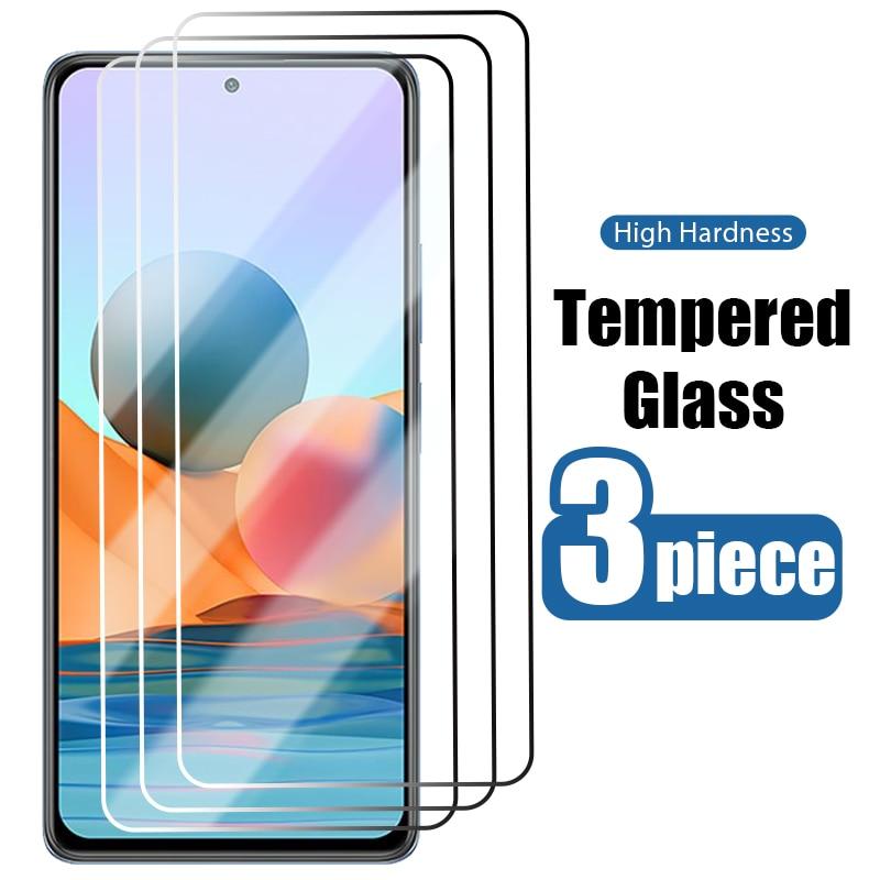 Защитное стекло для Redmi Note 7 8 8T Pro Max, защитное стекло с полным покрытием для Redmi 7 7A 8A 8A Pro, 3 шт.
