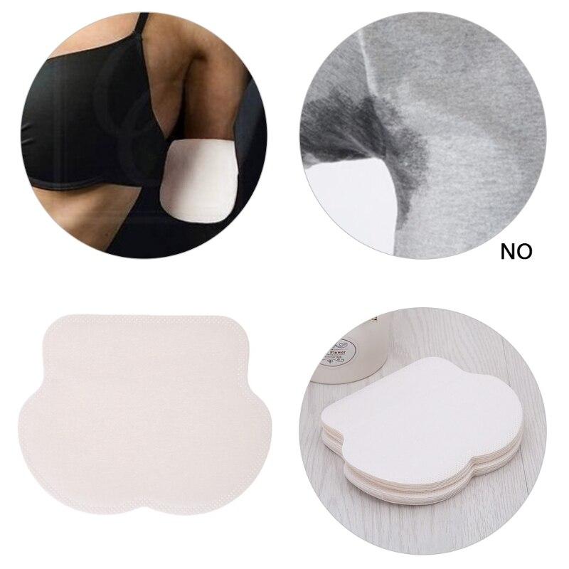 12 Pcs Anti Perspiration Odor Pads Deodorant Armpit Sweat Absorbing Pads New