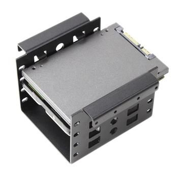салазки hdd 2.5inch to 3.5inch Hard Drive Adapter Mounting Bracket Dock SSD Tray Holder салазки для ssd салазки для hdd ноутбука