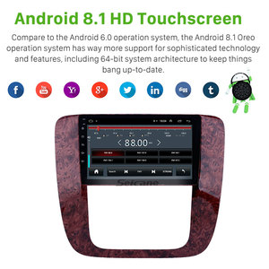 Image 5 - Seicane Android 8.1 Car GPS Multimedia Player for 2007 2012 GMC Yukon/Acadia/Tahoe Chevy Chevrolet Tahoe/Suburban Buick Enclave