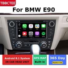 2 Din Android radio bluetooth GPS Navigation wifi Stereo video For BMW 3 Series E90 E91 E92 E93 2004~2013 Car Multimedia Player isudar car multimedia player gps android 7 1 1 1 din dvd automotivo for bmw 3 series e90 e91 e92 e93 2gb ram radio fm wifi dsp