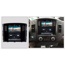 CHOGATH 10,4 ''android 7,1 Вертикальная экранная система 2+ 32G Автомагнитола gps Мультимедиа Стерео для Mitsubishi pajero