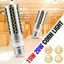 Светодиодная лампа wenni e27 15 Вт 20 светодиодная свеча 220