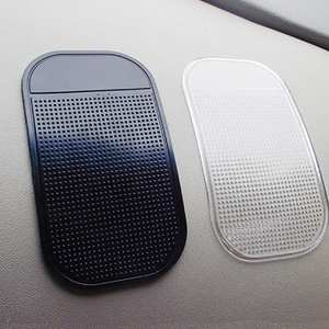 Holder Sticky-Gel-Pad Phone Non-Slip Anti-Skid Silicone Dashboard Magic Car Waterproof
