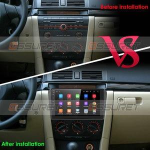 Image 4 - עבור מאזדה 3 2010 2011 2012 2013 אנדרואיד 10 9 אינץ Rom 16GB רכב GPS ניווט רדיו מולטימדיה נגן תמיכה TPMS DTV DAB OBD2