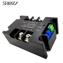 Motor soft starter module controller 220V  motor online soft start fan pump reducer conveyor for temperature control circuit