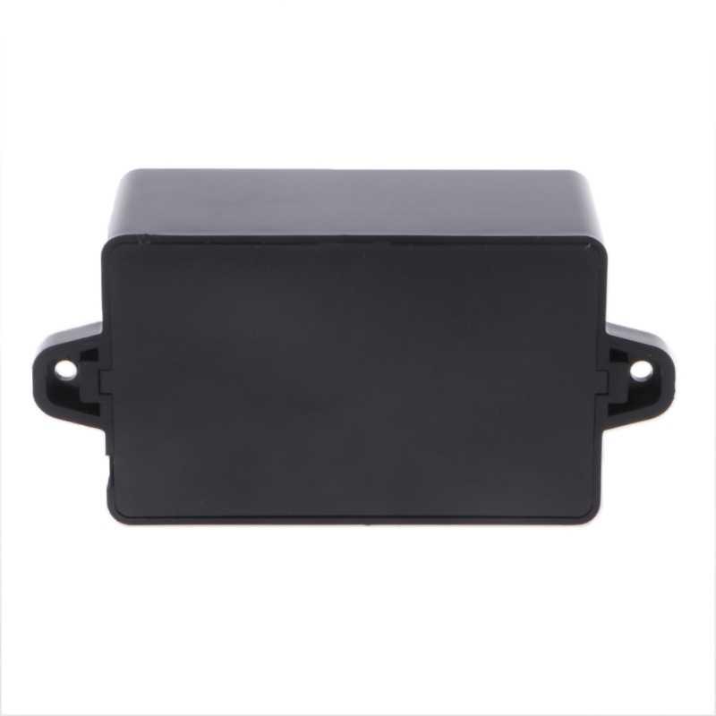 Caja de plástico a prueba de agua electrónica caja de instrumentos de proyecto 82x52x35mm