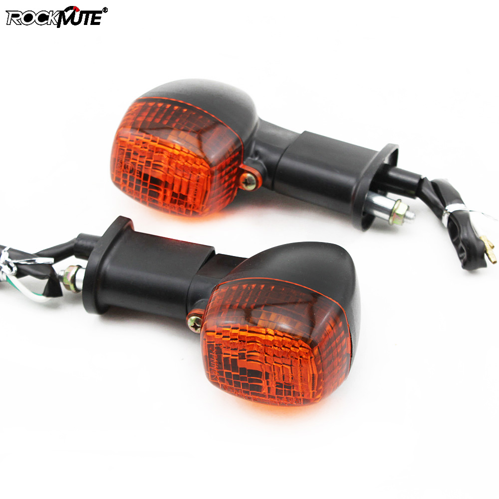 For KAWASAKI ZXR250 ZXR400 ZXR750/R ZZR 250/600 KR250 KL650 Tengal Motorcycle Rear Turn Signal Indicator Light Lamp image