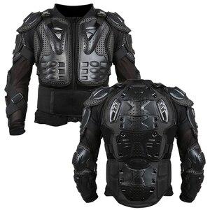 Motorcycle Jacket Men Full Body Motorcycle Armor Motocross Racing Moto Jackets Breastplate Protection Shoulder Various styles