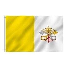 Bandeira do vaticano 90x150cm