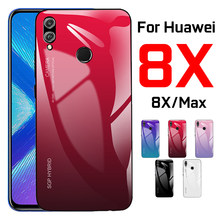 For Huawei honor 8x max case ultra phone cover huaway hono 8xmax slim bumper coque fundas huawey8x luxury thin cases honer8xmax(China)