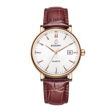 Luxury Watch Men Swiss Quartz Movement Analog Watch