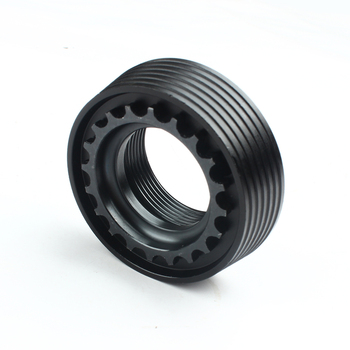 Delta Ring Assembly Barrel Nut Kit for  M4 Series AEG Airsoft M16 K1 K2 JinMing9 M016 Paintball Accessories