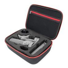 Защитная сумка для хранения хорошая текстура высококачественный нейлоновый тканевый чехол для DJI OSMO Mobile 3 ручные карданные аксессуары