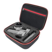 Protective Storage Bag Good Texture High Grade Nylon Fabric Case for DJI OSMO Mobile 3 Handheld Gimbal Accessories
