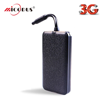 3G Vehicle GPS Tracker GV20 GPS AGPS LBS Positioning Car Tracker Power Fuel Cut off Remotely Locator ACC Change Alarm Free Web