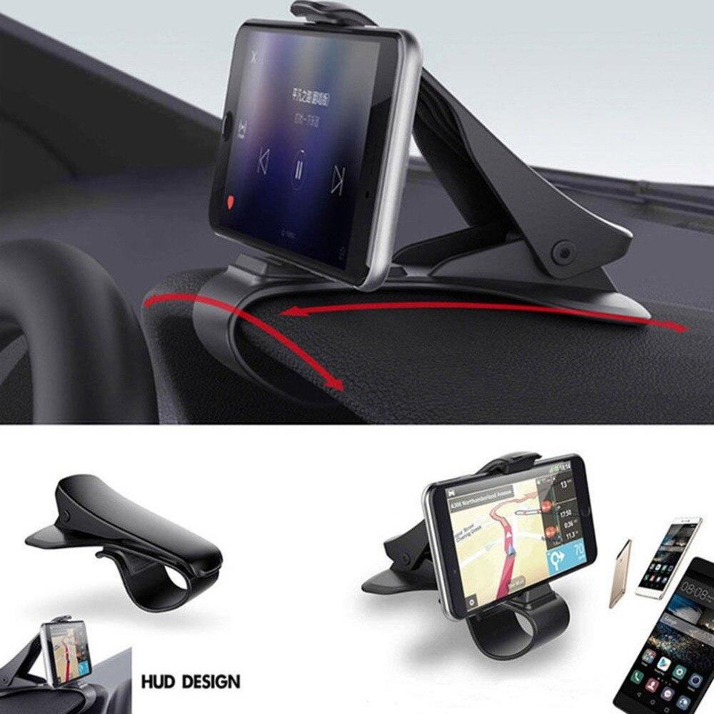 Auto Dashboard Handy Halter HUD Design Non Slip Auto Handy Halterung Ständer für Sicheres Fahren für Smartphones-in CCTV Zubehör aus Sicherheit und Schutz bei