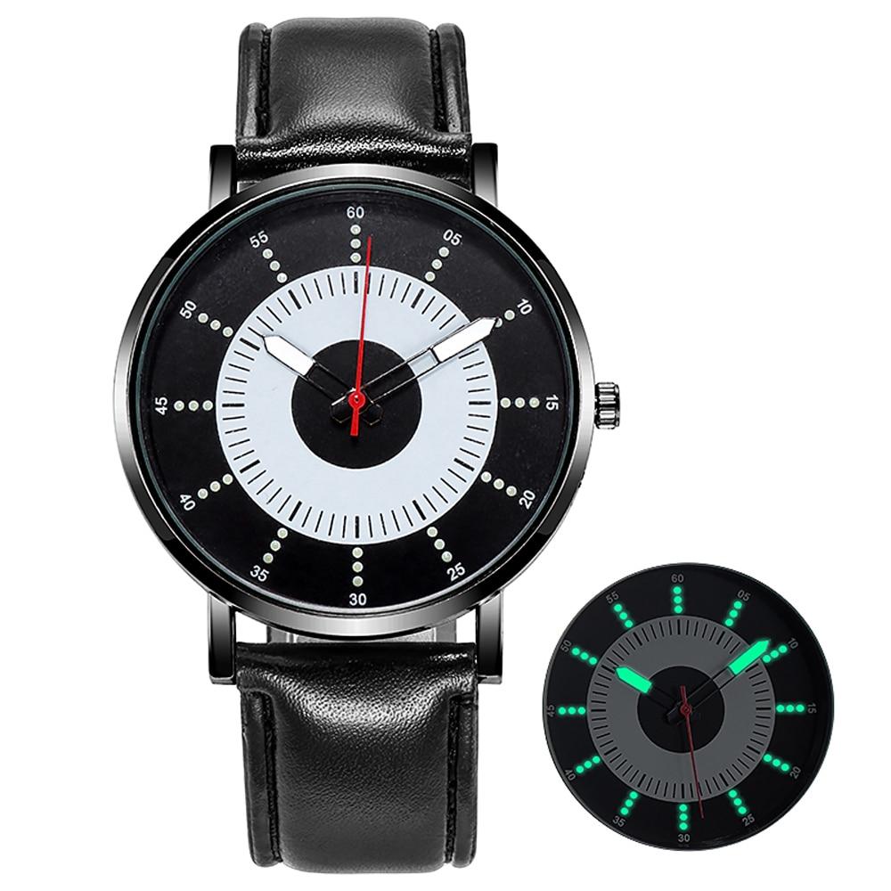 Модные мужские часы Лидирующий бренд Роскошные Кварцевые часы мужские повседневные светящиеся аналоговые водонепроницаемые спортивные часы Relogio Masculino| |   | АлиЭкспресс