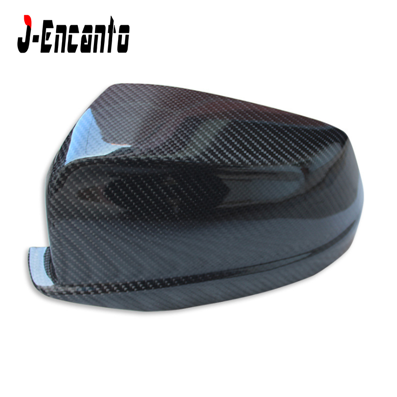 Carbon fiber Mirror Caps Replacement OEM Fitment for BMW 5 series F10 F18 2011 2013 518d 520i 525d Carbon Side Mirror in Mirror Covers from Automobiles Motorcycles