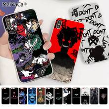 MaiYaCa Dark Anime Haise Sasaki Tokyo Ghoul boy Coque Shell Phone Case for iPhone 11 pro XS MAX 8 7 6 6S Plus X 5 5S SE XR cover(China)