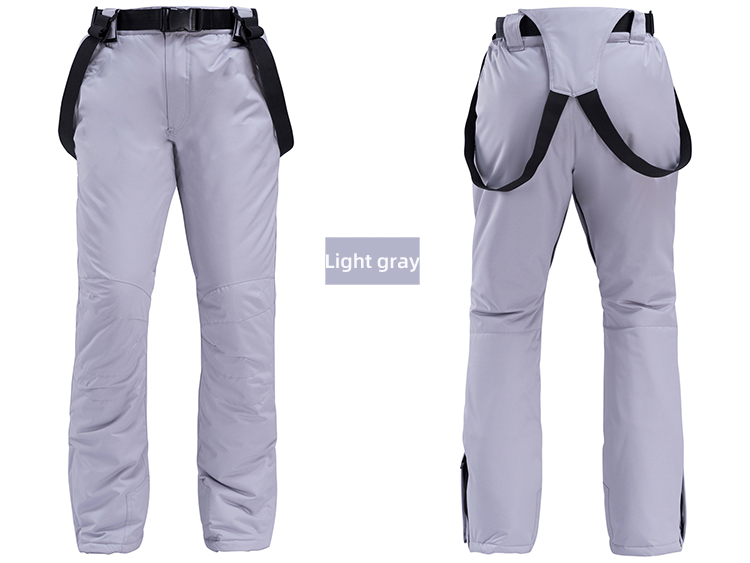 New Outdoor -35 Degree Snow Pants Plus Size Elastic Waist Lady Trousers Winter Skating Pants Skiing Outdoor Ski Pants for Women 68