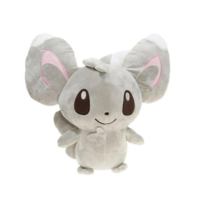 new 35cm plush Minccino lifelike cute hot toy stuffed soft Pillow good quality christmas gift for kid