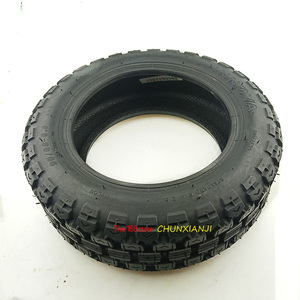 Image 5 - 번개 선적 전기 스쿠터 90/65 6.5 크로스 컨트리 타이어에 대 한 슈퍼 품질 11 인치 공 압 타이어
