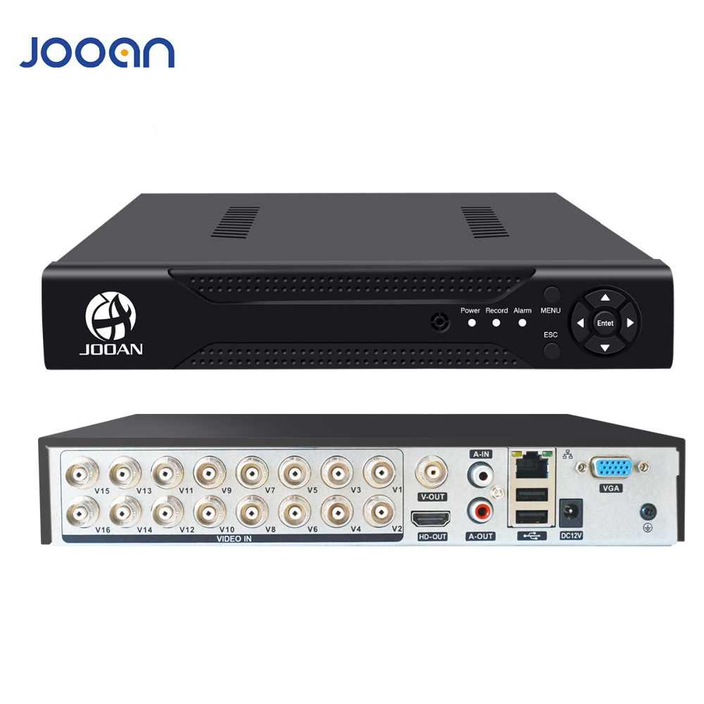Jooan 16CH Dvr Surveillance Video HD-OUT P2P Cloud Video Recorder Home Surveillance Beveiliging Cctv Digitale Met Onvif