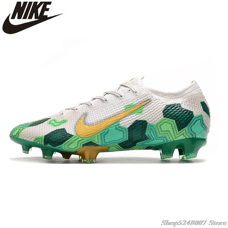 Nike Mercurial vapeur 13 Elite FG Flyknit vitesse de rêve Mercurial Superfly Mbappe chaussures de foot femme crampons de foot bottes de foot | AliExpress