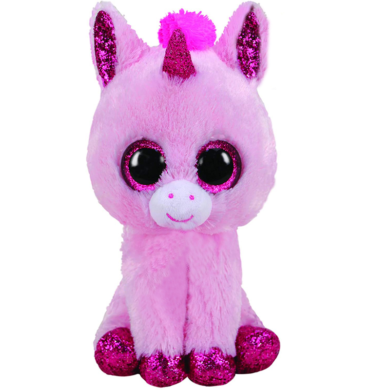 Ty Darling The Unicorn Plush Animal Toys Stuffed Doll Gift 15cm