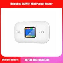 Wi-Fi Router Hotspot-Car Sim-Card-Slot Unlocked Mobile Portable Wireless 4G LTE 3G