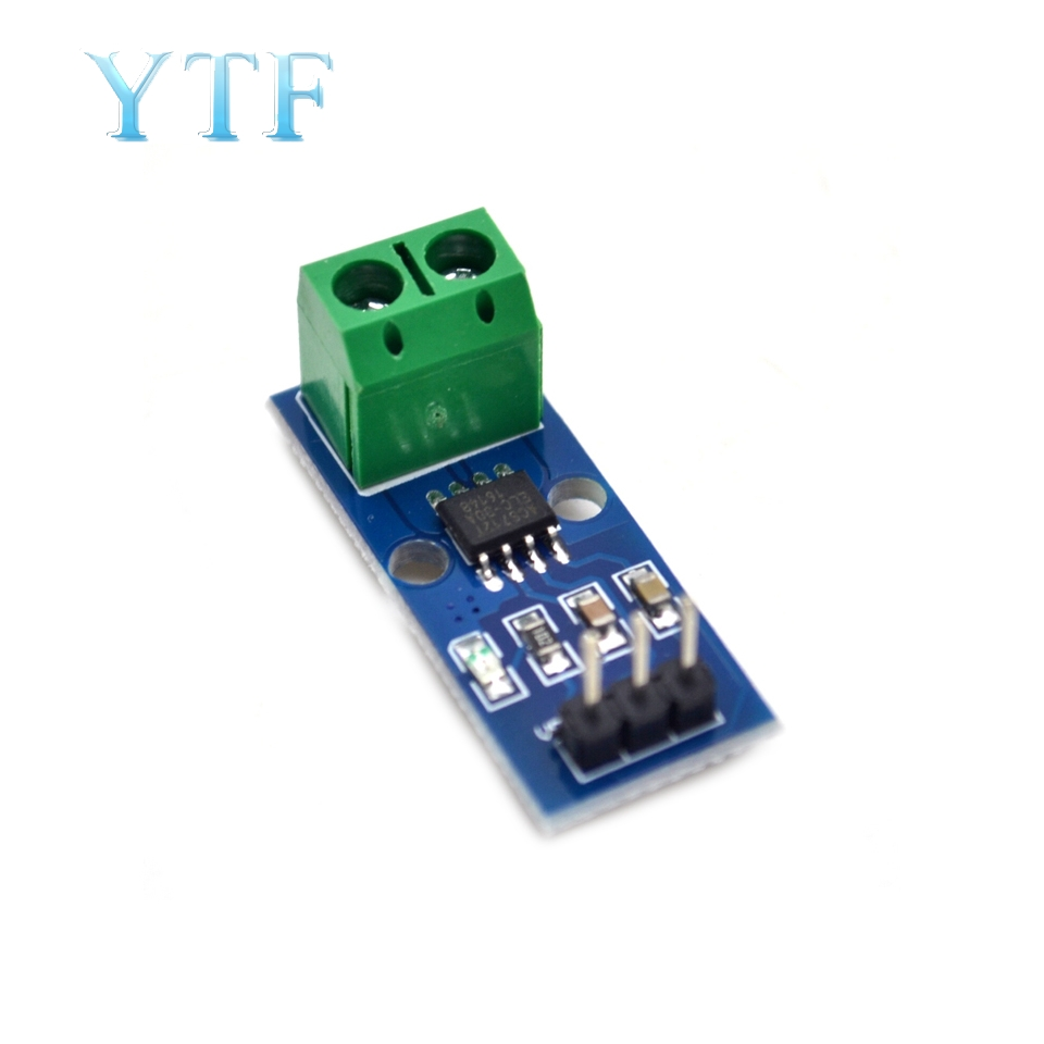 5A 20A 30A Electric Current Sensor Module ACS712