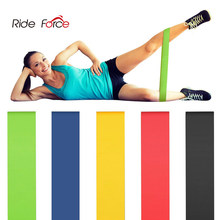 REXCHI Gym Fitness Widerstand Bands für Yoga Stretch Pull Up Assist Bands Gummi Crossfit Übung Training Workout Ausrüstung(China)