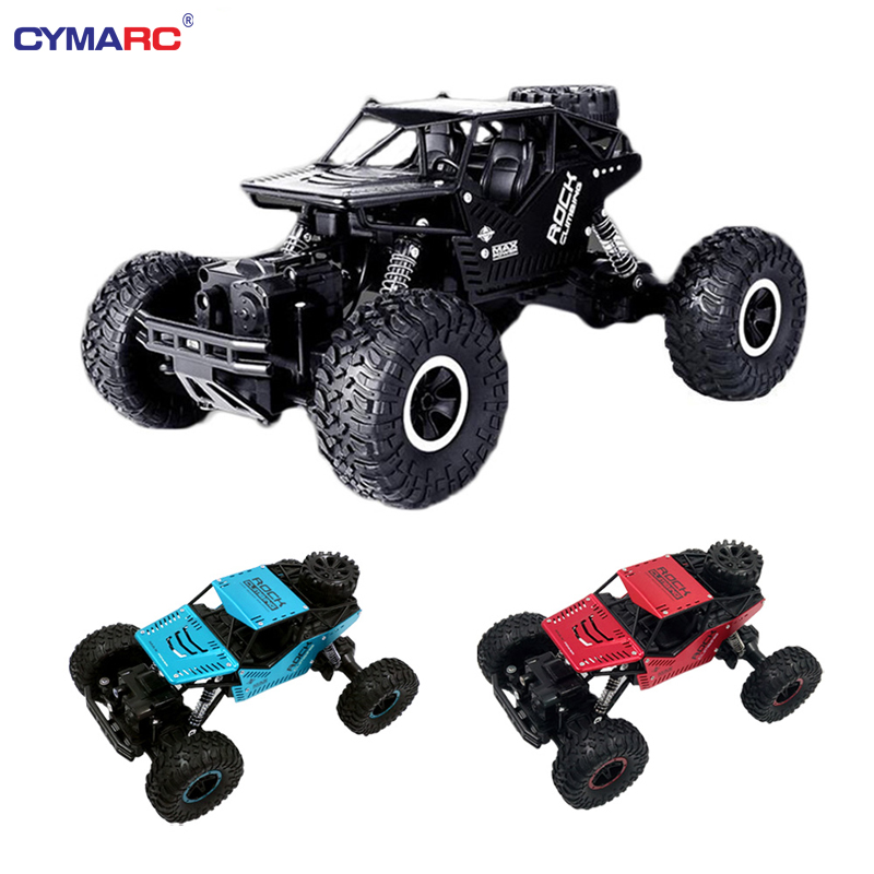 1/16 C08S RC Car 2.4GHz 4WD Strong Power Climbing RC Car Off-road Vehicle Toys Car For Children Gift RC Cars Remote Model