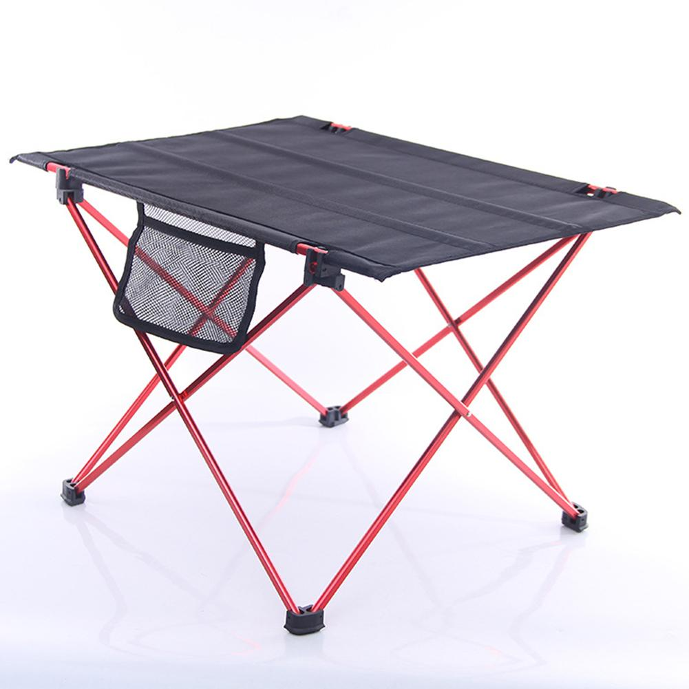 Portable Lightweight Outdoor Camping Folding Picnic Table Furniture Hiking Desk