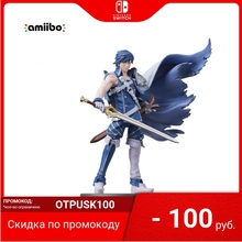 Интерактивная фигурка Nintendo | Amiibo Хром - SSB Коллекция
